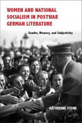 Omslag - Women and National Socialism in Postwar German Literature