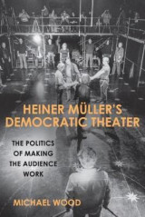 Omslag - Heiner Muller's Democratic Theater