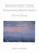 Omslag - Meditations from Conversations with God, Book 2