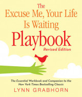 Omslag - Excuse Me, Your Life is Waiting Playbook