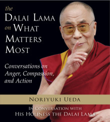 Dalai Lama on What Mateers Most av His Holiness Tenzin Gyatso the Dalai Lama og Noriyuki Ueda (Heftet)