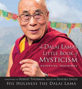Omslag - The Dalai Lama's Little Book of Mysticism