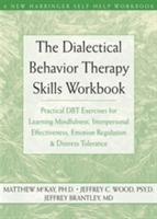 Omslag - The Dialectical Behavior Therapy Skills Workbook
