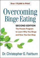 Omslag - Overcoming Binge Eating, Second Edition