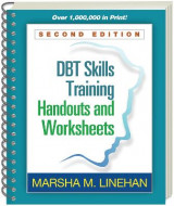 Omslag - DBT (R) Skills Training Handouts and Worksheets, Second Edition