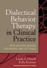 Omslag - Dialectical Behavior Therapy in Clinical Practice