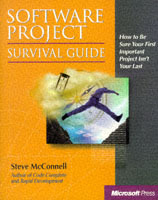 Omslag - Software project survival guide