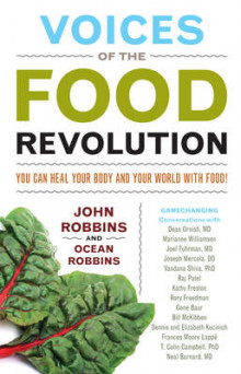 Voices of the Food Revolution av John Robbins og Ocean Robbins (Heftet)