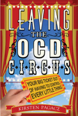 Omslag - Leaving the Ocd Circus