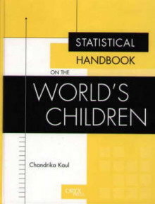Statistical Handbook on the World's Children av Chandrika Kaul (Innbundet)