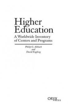 Higher Education av Philip G. Altbach og David Engberg (Innbundet)