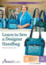 Omslag - Learn to Sew a Designer Handbag