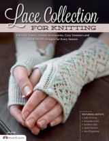 Omslag - Lace Collection for Knitting