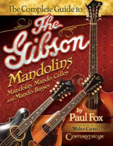 Omslag - The Complete Guide to the Gibson Mandolins