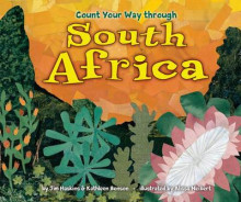 Count Your Way Through South Africa av James Haskins og Kathleen Benson (Innbundet)