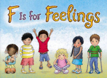 F is for Feelings av Goldie Millar og Lisa Berger (Heftet)
