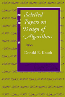 Selected Papers on Design of Algorithms av Donald E. Knuth (Innbundet)