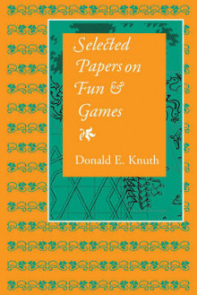 Selected Papers on Fun and Games av Donald E. Knuth (Innbundet)