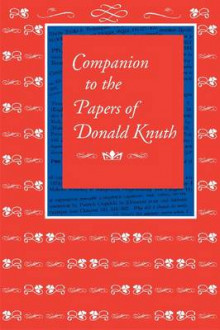 Companion to the Papers of Donald Knuth av Donald E. Knuth (Innbundet)