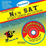 Omslag - New SAT Study Cards and CD-ROM