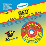 Omslag - GED Study Cards and CD-ROM