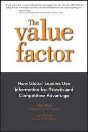 The Value Factor av Mark Hurd og Lars Nyberg (Innbundet)
