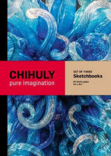 Omslag - Chihuly Pure Imagination Sketchbook Set