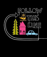 Omslag - Follow This Line