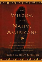 Omslag - The Wisdom of the Native Americans
