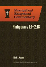 Omslag - Philippians 1:1-2:18: Evangelical Exegetical Commentary