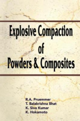 Omslag - Explosive Compaction of Powders and Composites