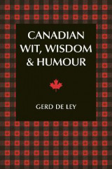 Omslag - Canadian Wit, Wisdom & Humour