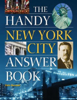 Omslag - The Handy New York City Answer Book
