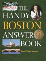 Omslag - The Handy Boston Answer Book