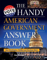 Omslag - The Handy American Government Answer Book