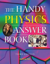 Omslag - The Handy Physics Answer Book