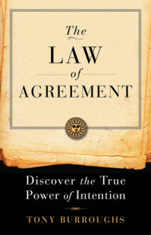 Law of Agreement av Tony Burroughs (Heftet)