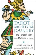 Omslag - Tarot and the Archetypal Journey