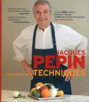 Jacques Pepin New Complete Techniques av Jacques Pepin (Innbundet)