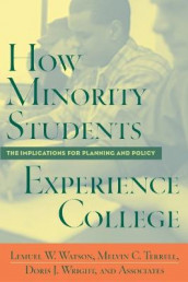 How Minority Students Experience College av Fred Bonner, Michael J. Cuyjet, James Gold, Dawn R Person, Donna Rudy, Melvin Cleveland Terrell, Lemuel Watson og Doris J Wright (Heftet)