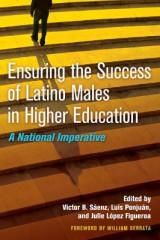 Omslag - Ensuring the Success of Latino Males in Higher Education