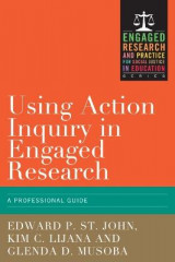 Omslag - Using Action Inquiry in Engaged Research