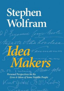 Idea Makers av Stephen Wolfram (Innbundet)