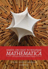 Omslag - Hands-On Start to Wolfram Mathematica