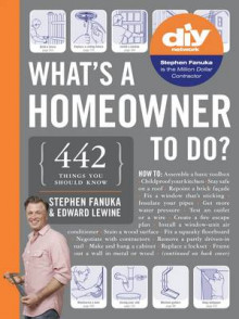 What's a Homeowner to Do? av Stephen Fanuka og Edward Lewine (Heftet)