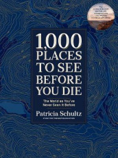 1,000 Places to See Before You Die (Deluxe Edition) av Patricia Schultz (Innbundet)