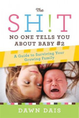 Omslag - The Sh!t No One Tells You about Baby #2