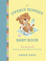 Omslag - The Overly Honest Baby Book