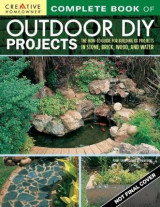 Omslag - Complete Book of Outdoor DIY Projects