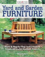 Omslag - Yard and Garden Furniture, 2nd Edition